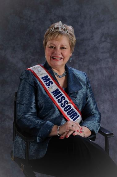 Peggy Eggers, Mrs. Missouri by st louis photographer headshots and portraits